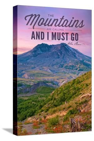 lantern-press-mount-st-helens-washington-mountains-are-calling-and-i-must-go