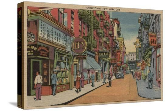 lantern-press-new-york-ny-view-of-chinatown-shops