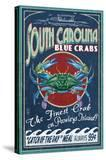 Pawleys Island  South Carolina - Blue Crabs