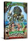Redondo Beach  California - Alien Attack Horror