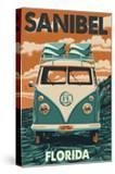 Sanibel  Florida - VW Van