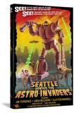 Seattle vs Astro Invaders
