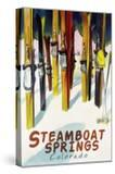 Steamboat Springs  CO - Colorful Skis