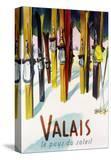 Valais  Switzerland - The Land of Sunshine