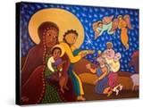 The Holy Family at Nativity  2007