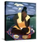 Woman Reading  1997
