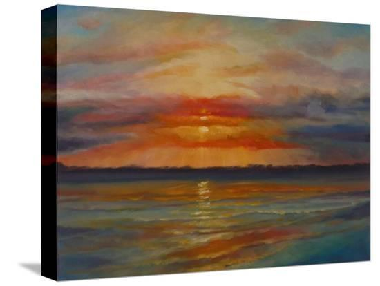 lee-campbell-suset-2013-seascape