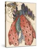 Costume Design for the Ballet La Légende De Joseph