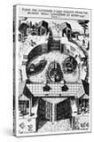 Design for Hinged Canal Lockgates by Leonardo Da Vinci  15th Century