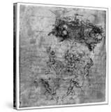 Study for the Battle of Anghiari  1503