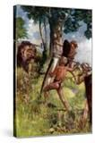 Lion Hunters of the European Bronze Age