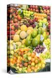 Europe  Spain  Barcelona  St Josep La Boqueria  Food Market  Fruit
