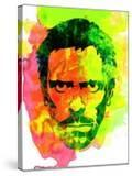 Dr Gregory House Watercolor