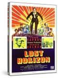 Lost Horizon  Top Center: Ronald Colman  1937