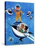 A Day in Outerspace - Jack & Jill
