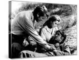 Love Me Tender  Richard Egan  Debra Paget  Elvis Presley  1956  Dying