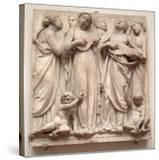 Singing Angels  Relief from the Cantoria  C1432-38