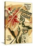 Madame Satan  Kay Johnson on Window Card  1930