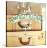Travel Often Vintage Suitcases