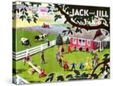 Amish Children - Jack and Jill  October 1944