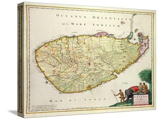 map-of-ceylon-according-to-nicolas-visscher-c-1626