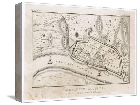 map-showing-roman-london-londinium-with-its-grid-of-straight-roads