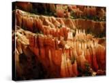 Rock Formations  Bryce Canyon National Park  Utah  USA