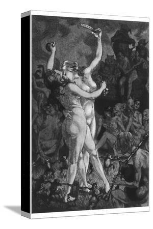 martin-van-maele-at-a-sabbat-in-the-basque-country-two-witches-enjoy-a-lascivious-dance