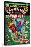 Marvel Comics Retro Style Guide: Spider-Man  Iron Man