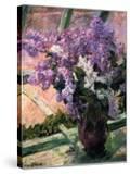 Lilacs in a Window  C1880