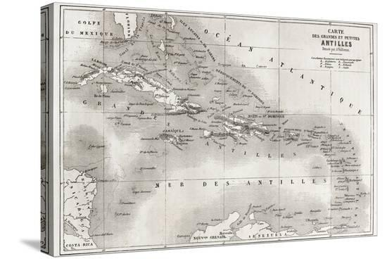 marzolino-antilles-old-map-created-by-vuillemin-and-erhard-published-on-le-tour-du-monde-paris-1860