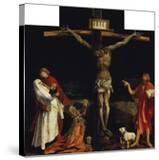 Isenheimer Altar First Right Side  Centre Panel: Crucifixion