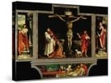 The Isenheim Altar  Closed  circa 1515