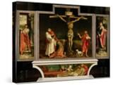 The Isenheim Altarpiece  circa 1512-15