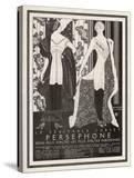 The Veritable Corset Persephone Renders the Sveltest Parisiennes Even Svelter
