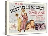 Meet Me in St Louis  UK Movie Poster  1944