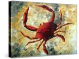 Coastal Luxe Crab