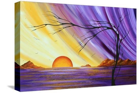 megan-aroon-duncanson-purple-and-gold-royal-sunset
