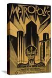 Metropolis  German Movie Poster  1926