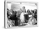 Meeting of the Ladies' Committee at Stafford House  Mid-Late 19th Century