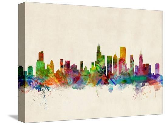 michael-tompsett-chicago-city-skyline
