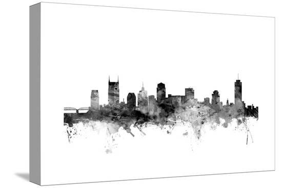 michael-tompsett-nashville-tennessee-skyline