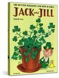Luck of the Irish - Jack and Jill  March 1955
