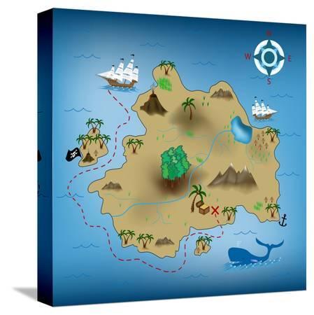 miskokordic-pirate-treasure-map