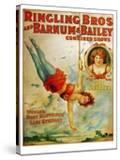 Miss Lietzel Barnum Bailey