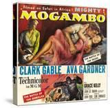 Mogambo  Grace Kelly  Clark Gable  Ava Gardner  1953