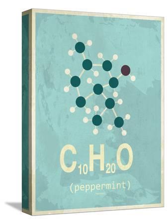 molecule-peppermint