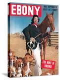 Ebony July 1956