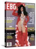 Ebony July 1992