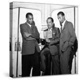 Langston Hughes  Chatley Herrigan  Melvin Stewart - 1957